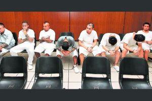 Testigo en juicio contra 425 miembros de la MS-13 en El Salvador describe nexos con Los Zetas en México