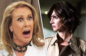 Laura Zapata reacciona ante el estreno de 'Cuna de Lobos' en Televisa