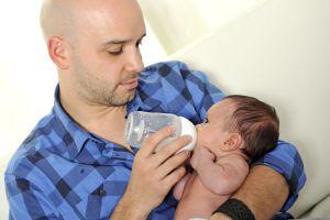 Un lento avance para padres (y madres)