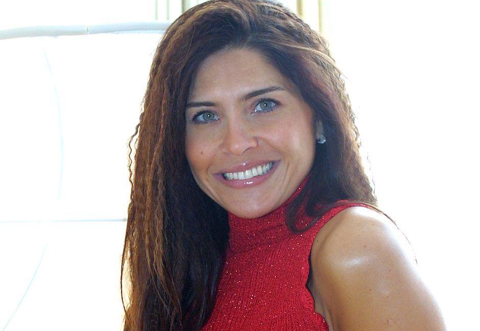 Lorena Meritano.