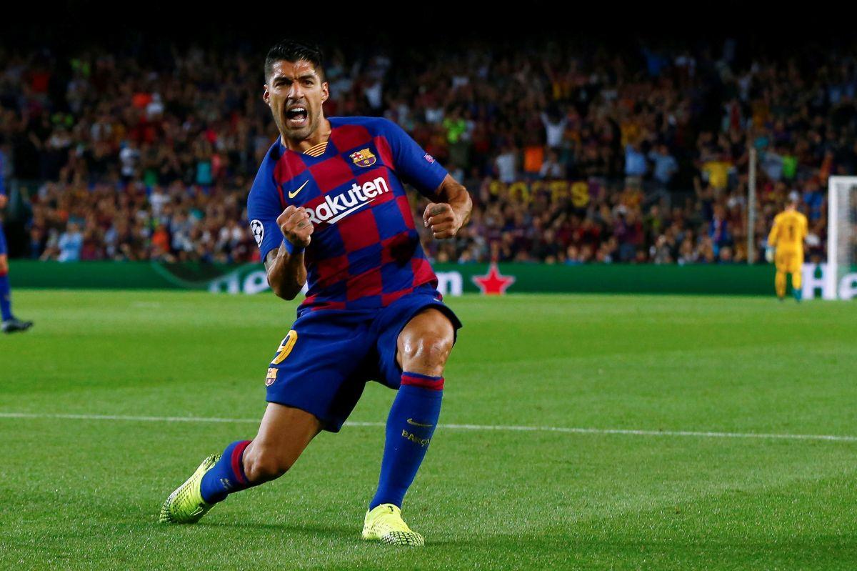 Por fin, Luis Suárez podrá irse al Atlético de Madrid.