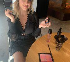 Los trucos de maquillaje de Mariela Bagnato