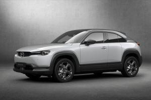 La camioneta Mazda MX-30 será híbrida y no totalmente eléctrica