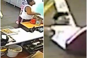 """Clienta de McDonald's va por unas """"cajitas felices"""" y termina con golpe de licuadora"""