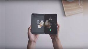 Microsoft lanzará un nuevo teléfono plegable