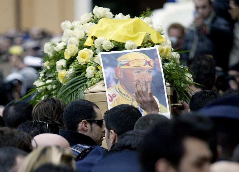 15 años después de su muerte: el ex dealer del ciclista Marco Pantani asegura que fue asesinado
