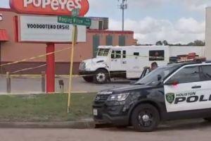 ÚLTIMA HORA: Guardia de seguridad es emboscado y asesinado a balazos al bajarse de su camión blindado en Houston