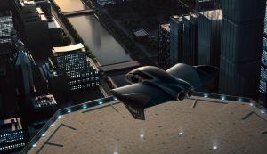 Porsche y Boeing trabajan en un auto volador, mira el prototipo