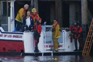Padre acusado de matar a sus 2 hijos por el dinero del seguro en el Puerto de Los Ángeles