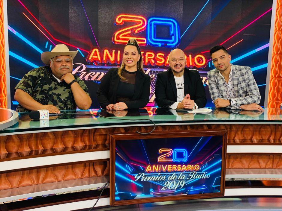 Todos los nominados a los Premios de la Radio 2019 de Estrella TV