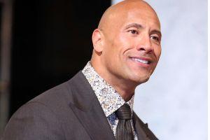 Dwayne Johnson, La Roca, anunció en Twitter su regreso a la WWE