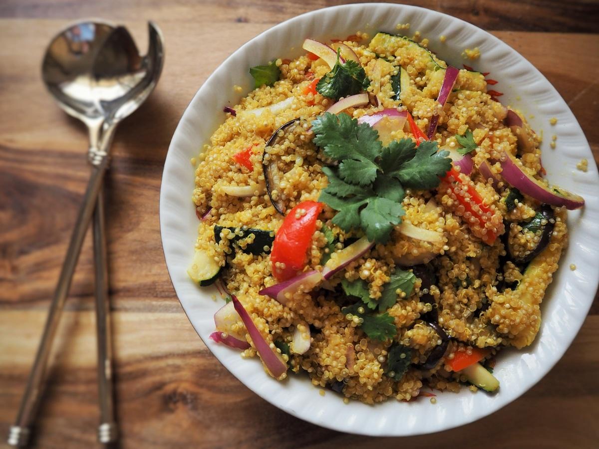 Cinco cenas sencillas, saludables y deliciosas
