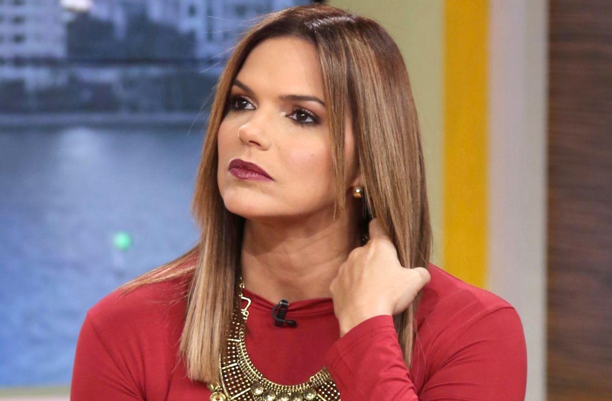 Rashel Díaz, estrella de Telemundo, y su tormentosa depresión
