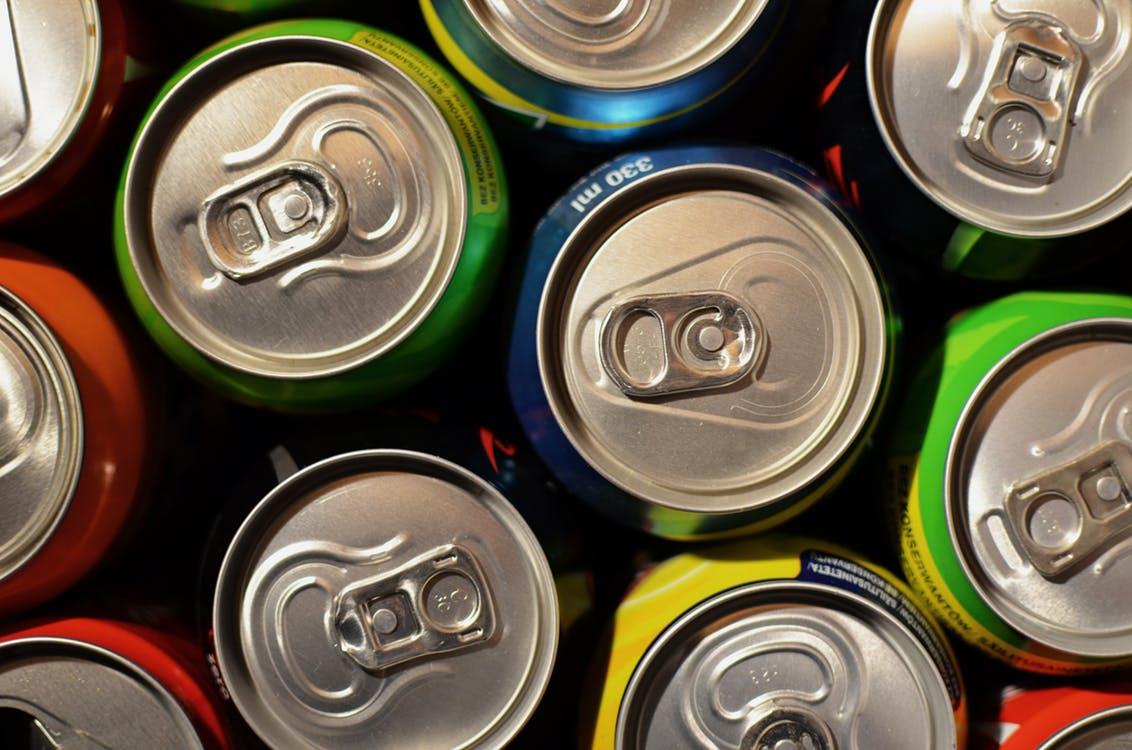 Los refrescos proporcionan muchas calorías y ningún nutriente.