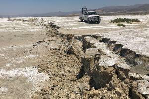 Temblor en la falla de San Andrés remece la costa central de California