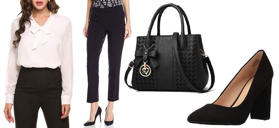 4 piezas de ropa que puedes usar para ir bien vestida a una entrevista de trabajo sin gastar mucho dinero