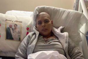 Comunidad logra que una madre hispana reciba un transplante de médula