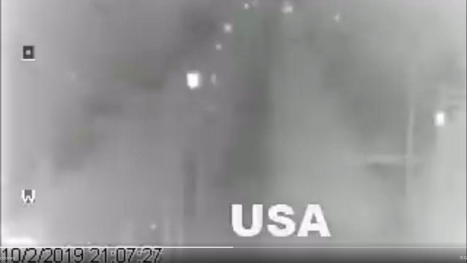 """Familia narra """"su peor pesadilla"""" tras video viral de su auto atravesando la frontera sin permiso"""