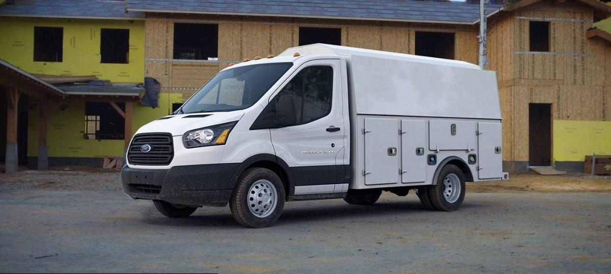 Conoce las ventajas de empezar tu negocio con una Ford Transit CC-CA 2019