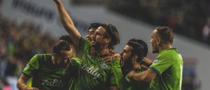 Seattle Sounders vence al Real Salt Lake y jugará la semifinal de Conferencia