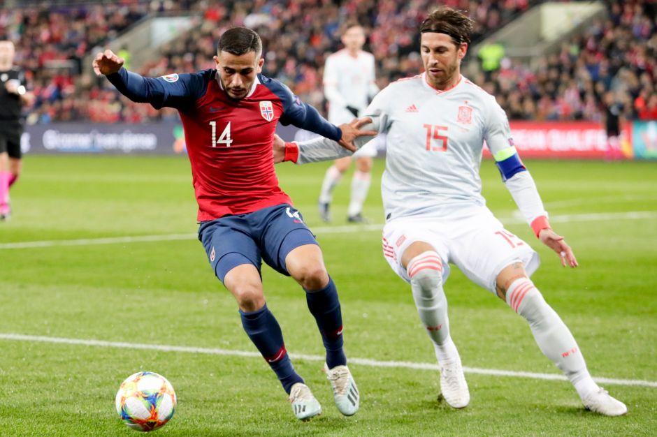 Con 168 partidos, superó a Iker Casillas: Sergio Ramos, el hombre récord de La Roja