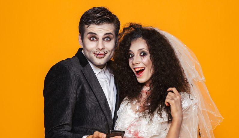 Los 6 mejores sets para disfrazarte con tu pareja este Halloween