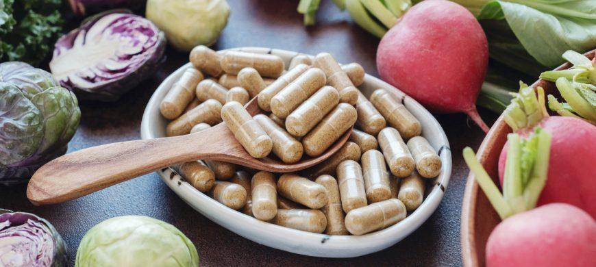Los 4 mejores suplementos con ingredientes naturales para bajar de peso de forma saludable