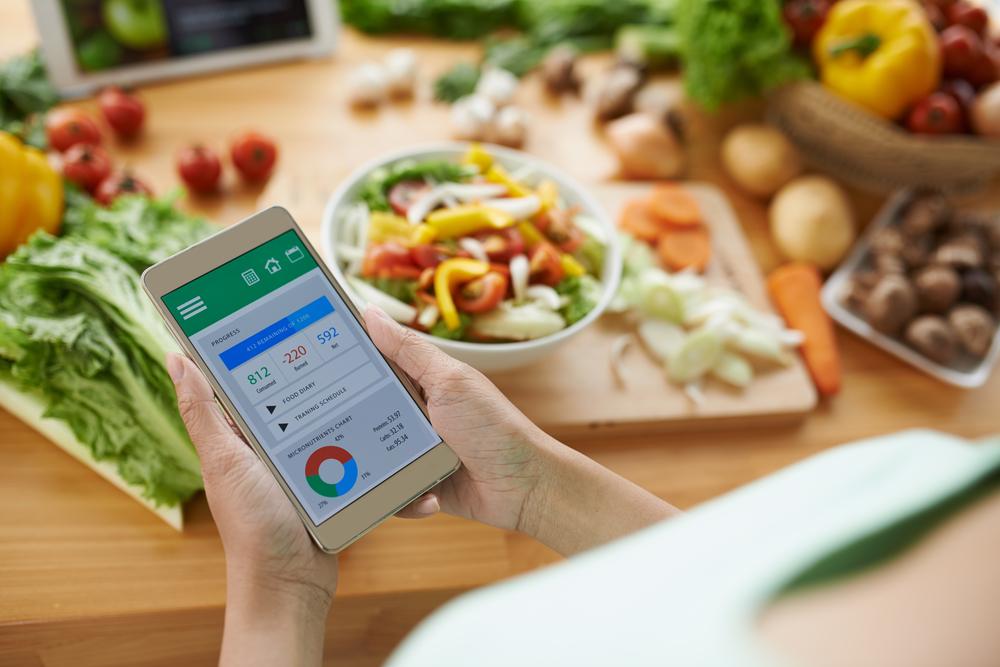 Las 7 mejores apps que te ayudarán a controlar tu dieta para perder peso