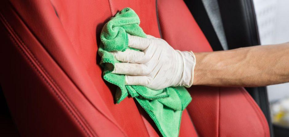 Estos son los 5 mejores productos para limpiar las vestiduras del auto