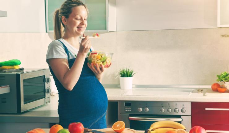 Ex-vegetariana, una mujer montó una carnicería luego de carencias alimentarias en su embarazo
