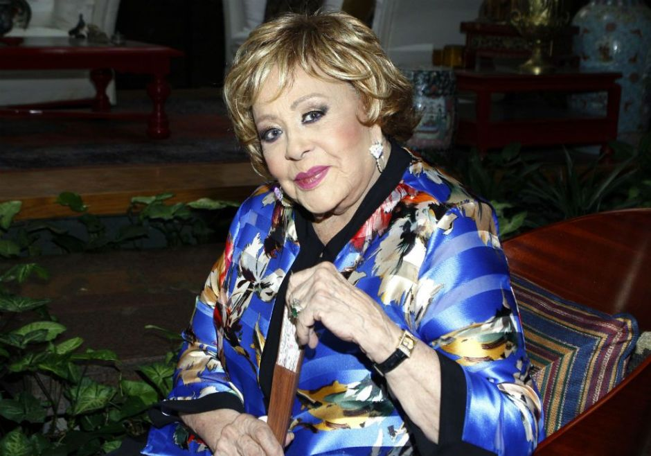 Silvia Pinal pide ayuda a Michelle Salas