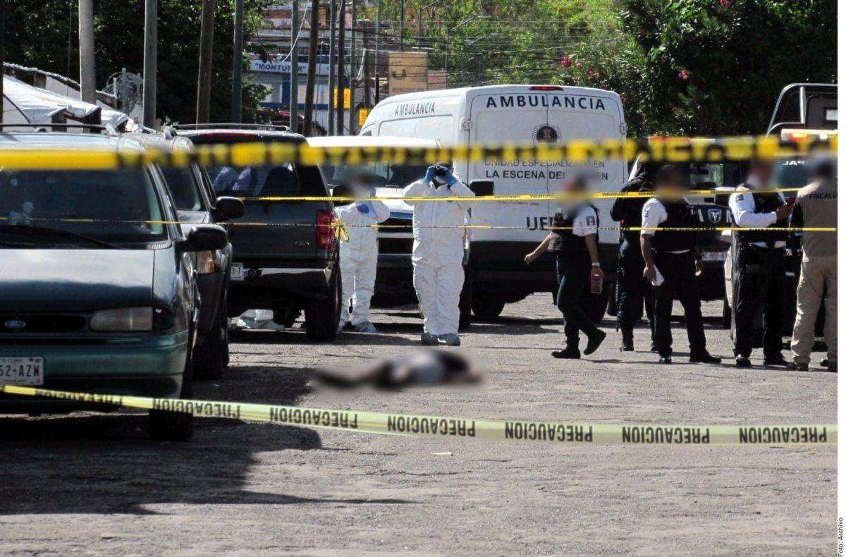 El día más violento en México, se registraron 104 asesinatos