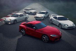 5 Datos que tal vez no sabías del Toyota Supra