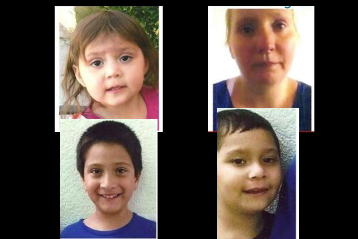 Hallan en Texas a tres niños hispanos raptados en Missouri en 2017. Arrestan a la madre