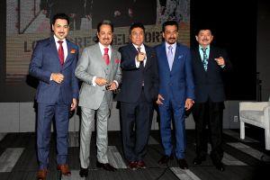 Loa Tigres del Norte triunfan en las Lunas del Auditorio