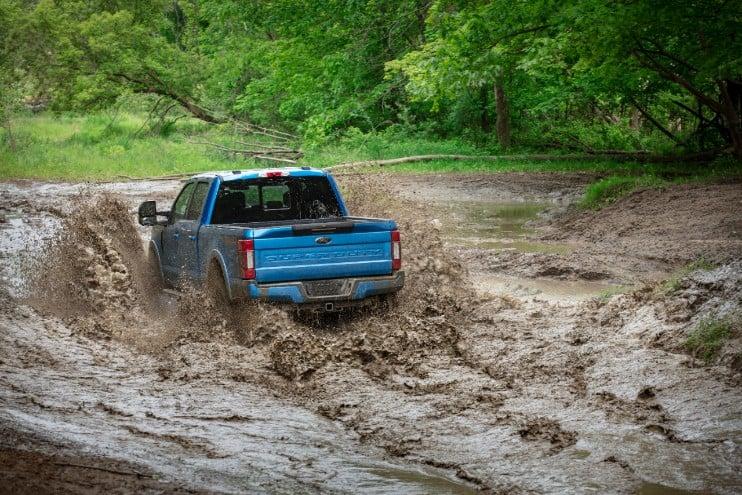 Conoce la nueva Ford F-series Duty Tremos y su potente motor V8 de 7.3 litros