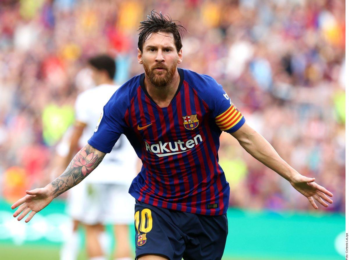 Messi tiene suficiente con lo que ha logrado: 'No cambiaría nada por ganar un Mundial'