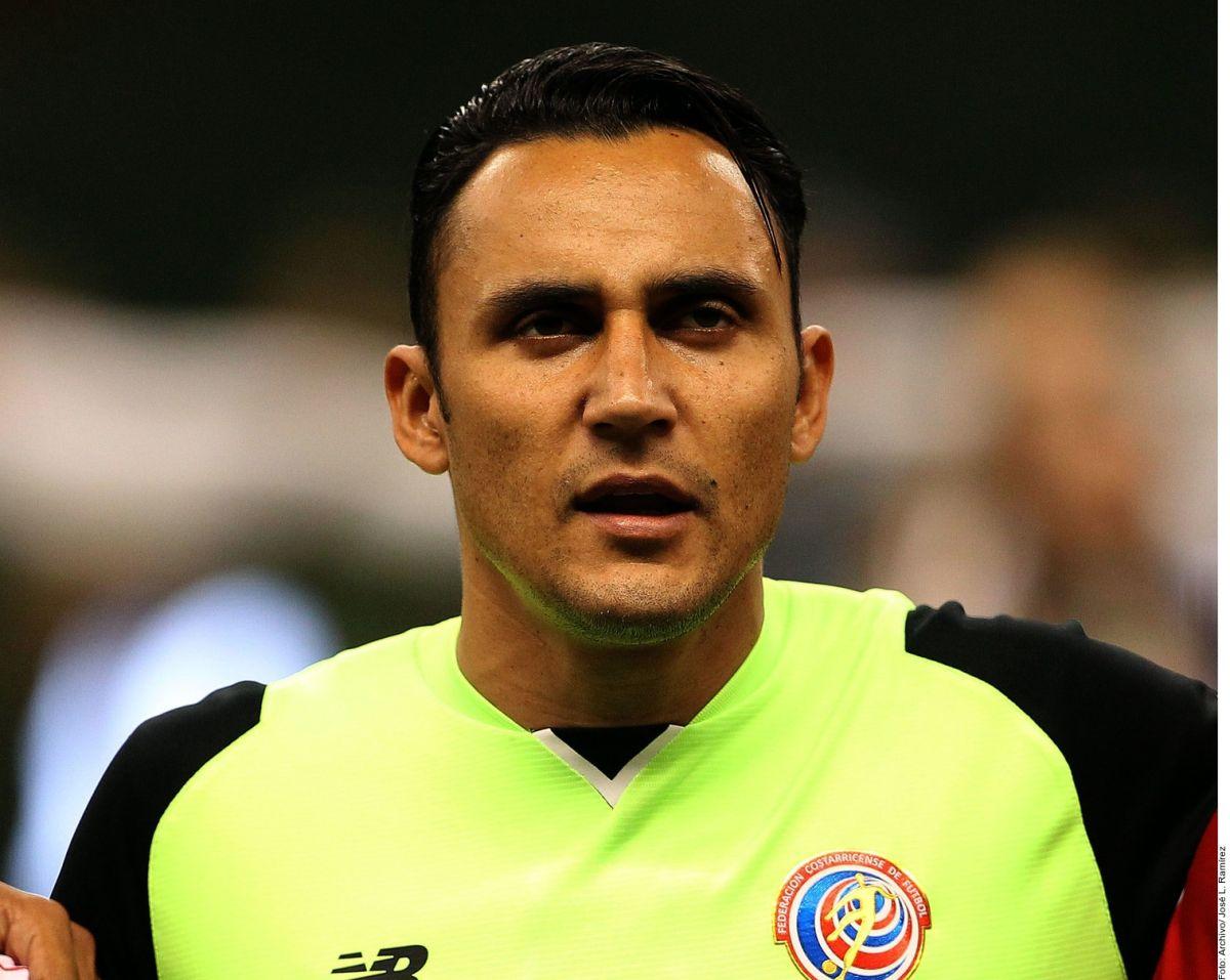 Navas es el guardameta titular del París Saint Germain.