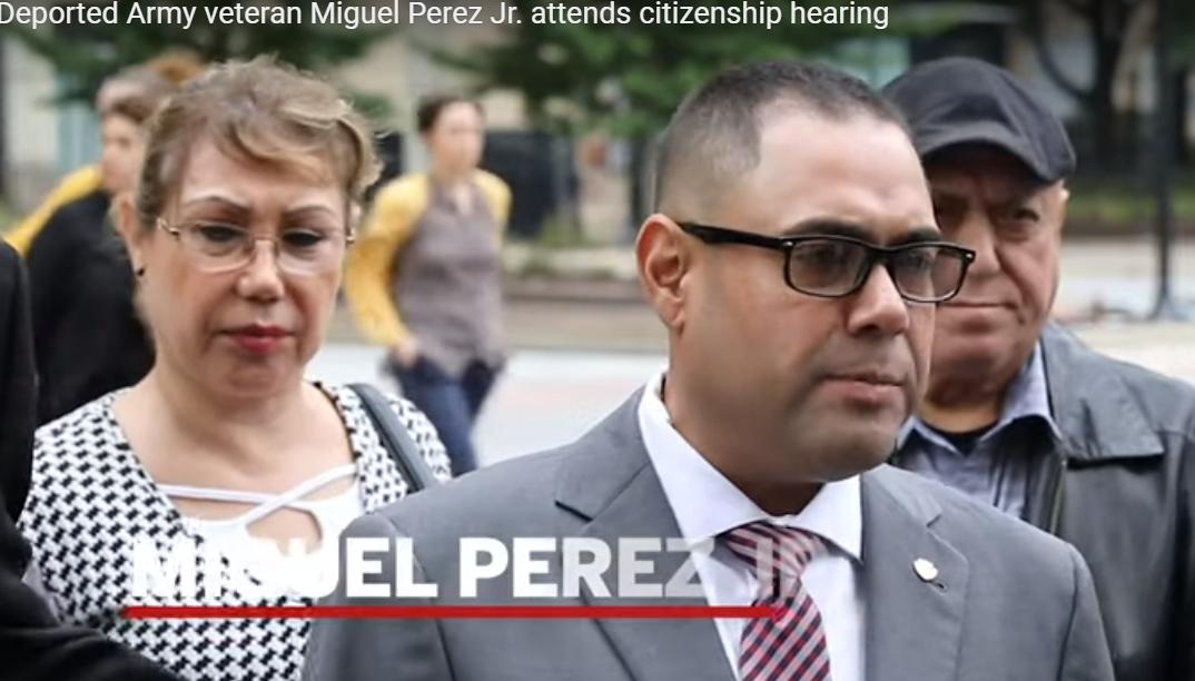 Anulan deportación de veterano de guerra y le otorgan la ciudadanía