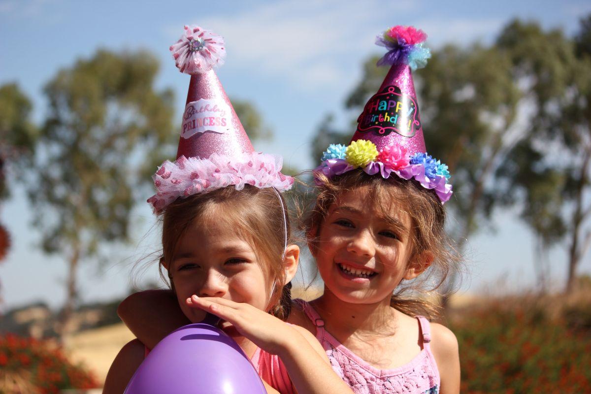 Aprende a organizar una fiesta infantil saludable