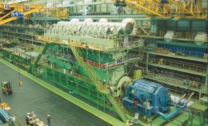 Este es el motor más grande del mundo: produce más de 100,000 caballos de fuerza