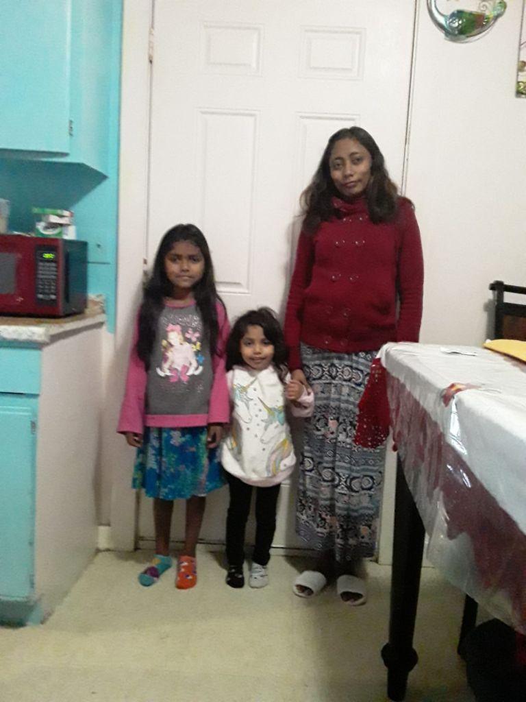 Madre solicitante de asilo al borde de la deportación por falta de abogado