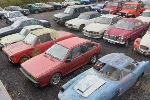 Encuentran 135 autos clásicos por error en una comunidad rural que fue comprada... ¿qué será de los autos ahora?