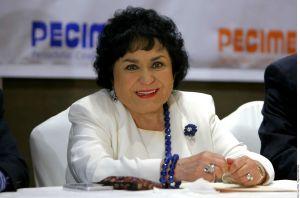 ¡Devastada! Carmen Salinas llora la muerte de otro de sus hermanos