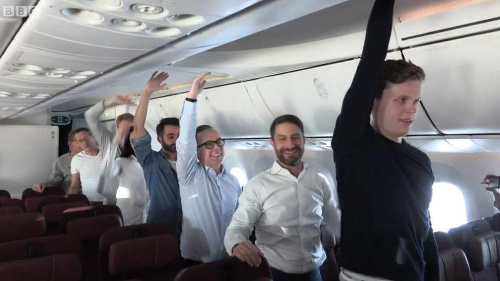 De Londres a Sídney en 19 horas: a bordo del vuelo comercial sin escalas más largo del mundo