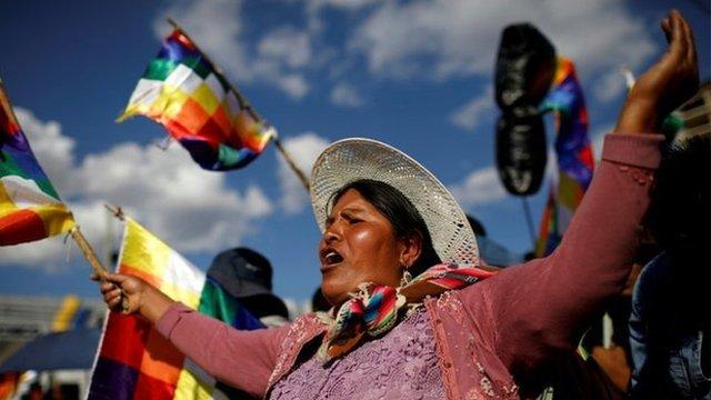 """Qué es el """"cerco de Túpac Katari"""" que anunciaron los defensores de Evo Morales y por qué causa temor en La Paz"""