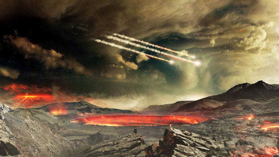 Qué revela sobre el origen de la vida el hallazgo de azúcar en meteoritos