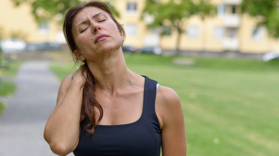 Por qué la mayoría sufrimos de dolor de cuello