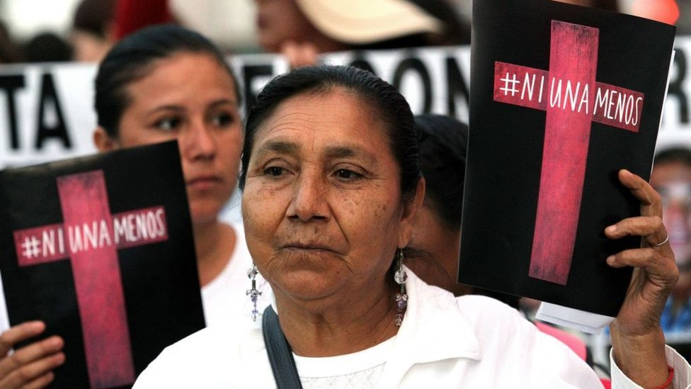 El asesinato de Abril Pérez, el último feminicidio que indigna a México