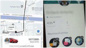 El caso de la joven atacada en un Uber en México que revela un mercado negro de cuentas de conductores